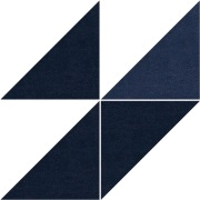 Azores TRG 90 - Abs. textil 60x60  10st.