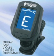 Black Sheep Clip On Tuner BLK