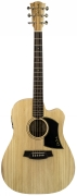 Cole Clark Fat Lady 1 Bunya/Queensland Maple CW