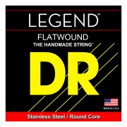 LEGENDS - Flatwound Stainless
