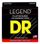 Polished Flatwound Electric