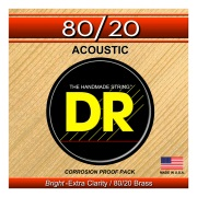 HI-BEAM 80/20 Brass Acoustic
