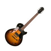 GODIN Montreal Premiere Tripleplay Sunburst HG with Bag