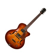 GODIN 5th Avenue CW Kingpin II HB Cognac Burst with TRIC