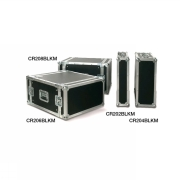 "PROEL CR204BLKM Flightcase 4HE - 19"" Rack case - 450mm användbart ..."