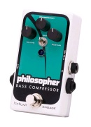 Pigtronix Philosopher Bass Compressor