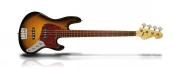 Sandberg California 2 TT4 Tobacco Sunburst Matt