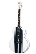 DJ Ashba Acoustic Satin White