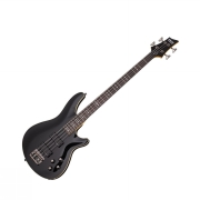 Schecter OMEN 4 Bass Gloss Black LEFT