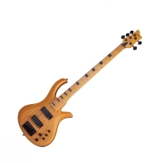 Schecter RIOT Session-5 Aged Natural Satin