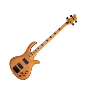 Schecter RIOT Session-4 Aged Natural Satin LEFT