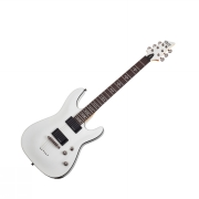 Schecter DEMON 6 Vintage White