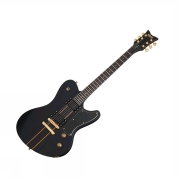 Schecter DAN Donegan Ultra Satin Black