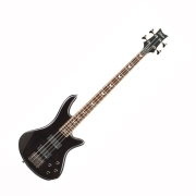 Schecter STILETTO Extreme-4 See-Thru Black