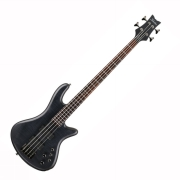 Schecter STILETTO Studio 4 See-Thru Black