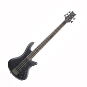 Schecter STILETTO Studio 5 See-Thru Black