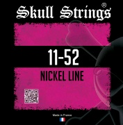 Skull Strings Nickel 11-52