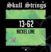 Skull Strings Nickel 13-62