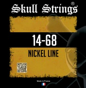 Skull Strings Nickel 14-68