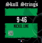 Skull Strings Nickel 9-46