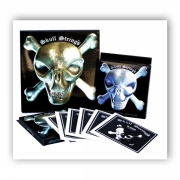 Skull Strings Regular. Drop  C 011-058w
