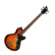 Huntington 2041PTS Single Pickup, Tobacco Sunburst, Piezo