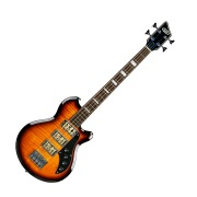 Huntington 2043PTS Triple Pickup, Tobacco Sunburst, Piezo