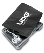 UDG Gear Ultimate Turntable/19'' Mixer Dust Cover Black MK2