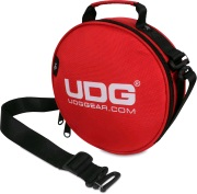 UDG Gear Ultimate DIGI Headphone Bag Red