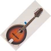PILGRIM REDWOOD MANDOLIN - A FLATIRON STYLE - ANTIQUE VIOLIN BURST