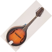 PILGRIM REDWOOD MANDOLIN - A STYLE - ANTIQUE VIOLIN BURST